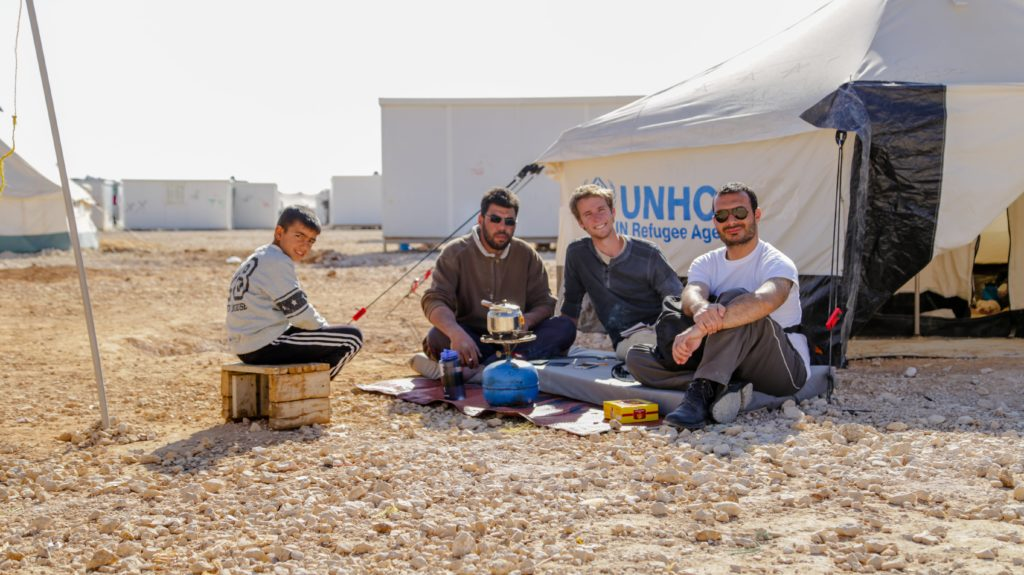 難民キャンプで暮らしてみたら